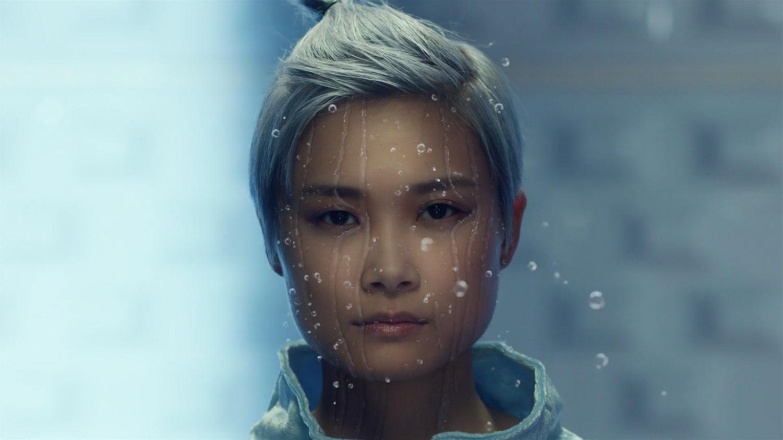 李宇春的新 MV 应用英特尔了的 AI 技术