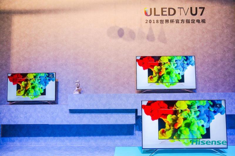 三大市场统计全部显示:海信电视高居第一!