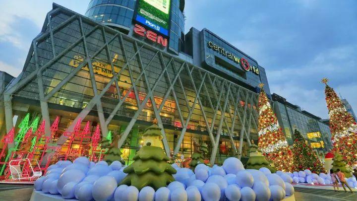 """泰国落地签免费开放 中文司导带国人畅玩""""热带圣诞"""""""