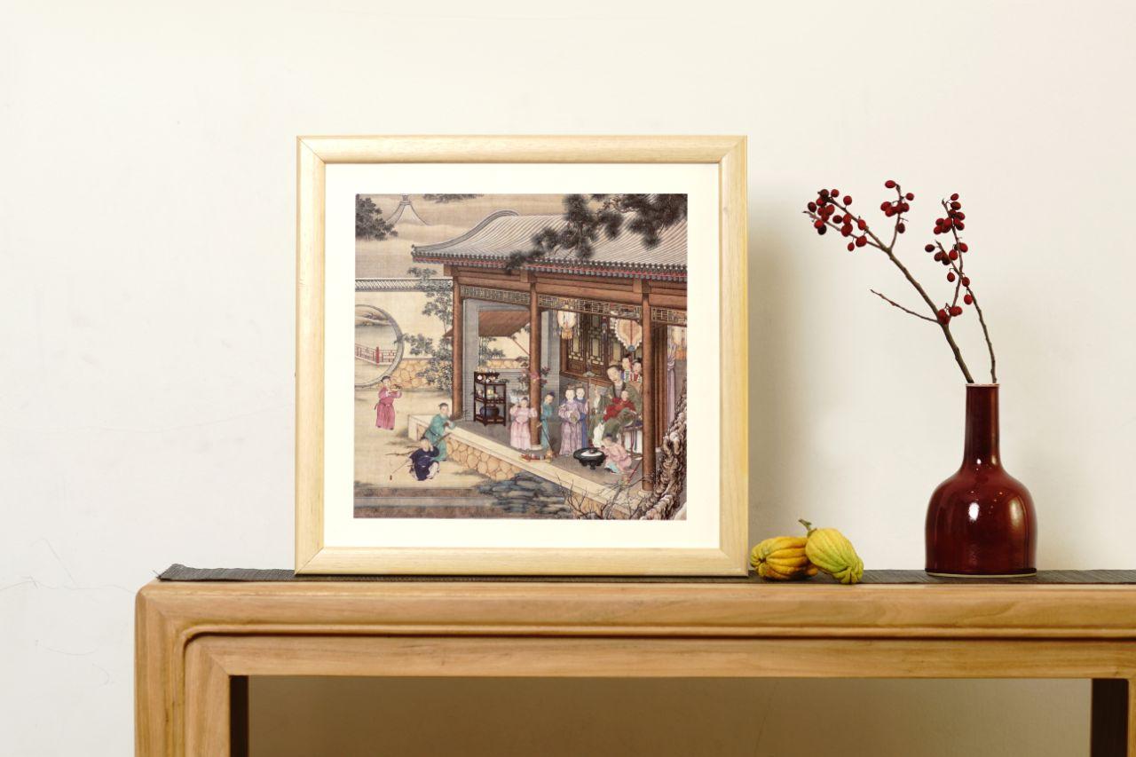 来自故宫宝蕴楼的新年礼 小米有品上架春联等新春礼盒