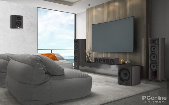 JBL STUDIO 6 家庭影院音箱全新上市