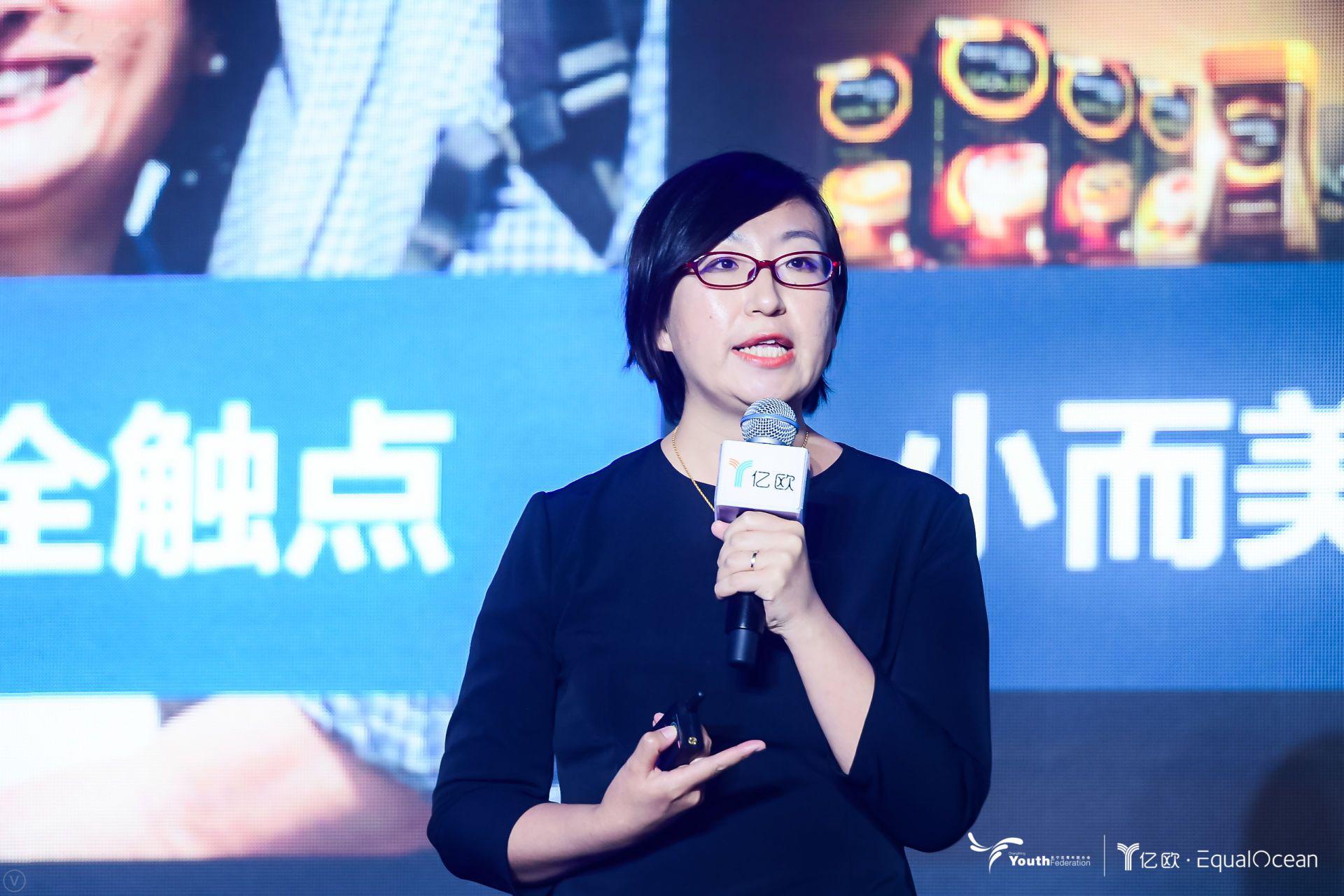 雀巢大中华区电子商务副总裁王雷