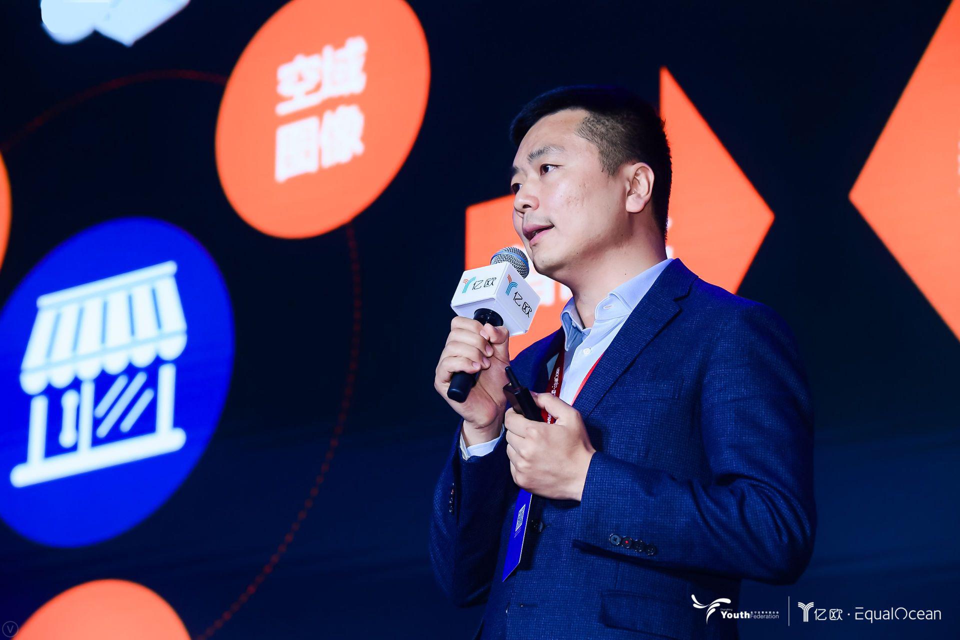 汇纳科技副总裁潘潇君