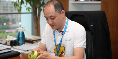 欧盟认证的生态梨,苏宁快消原产地直采19000亩