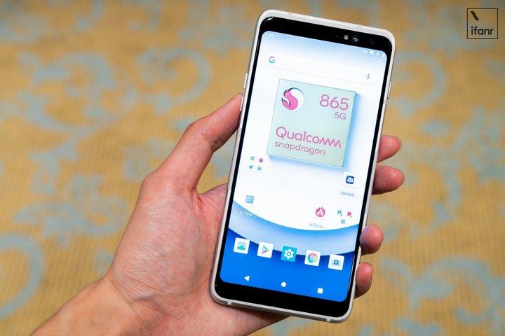 明年的 Android 机皇有多强?我们提前上手了高通骁龙 865 手机