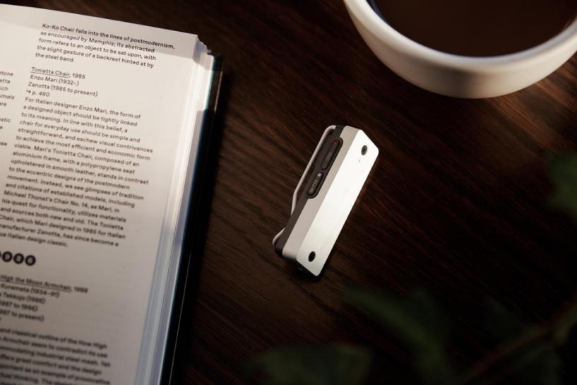 搜狗C1 Pro:首款支持WIFI蓝牙双传输模式的AI录音笔