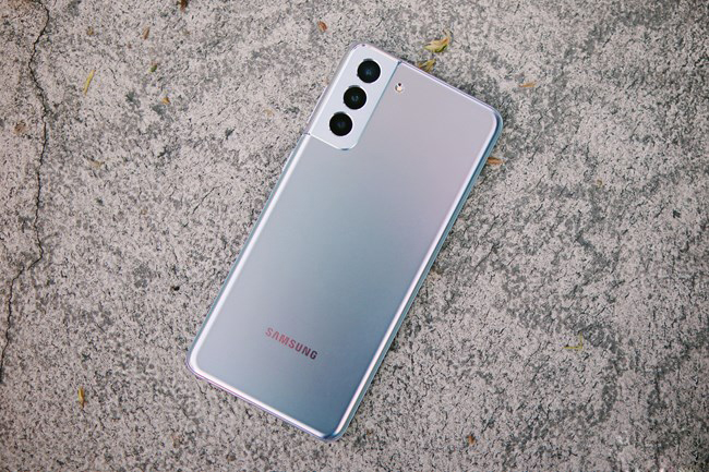 Galaxy S21系列手机的人像拍摄功能体验真的绝了