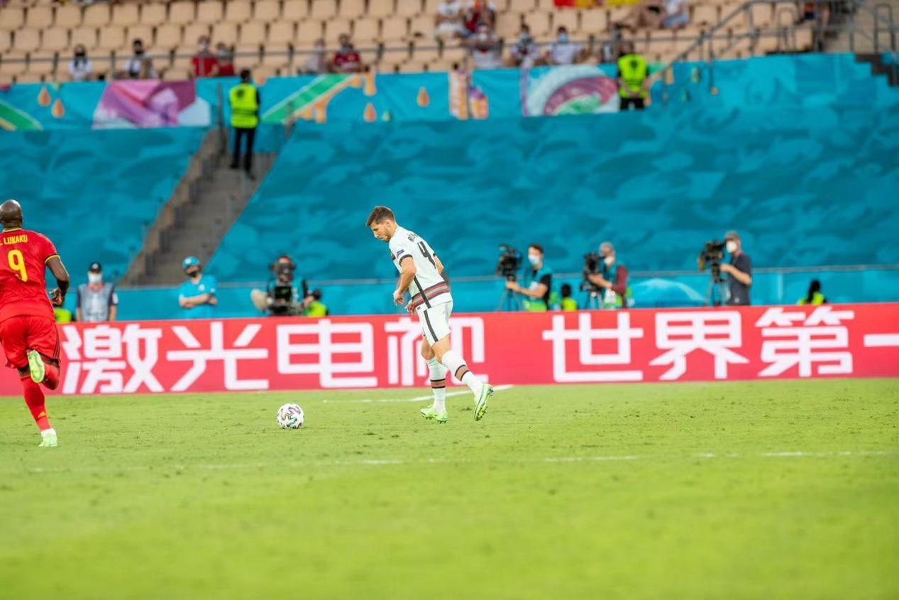 """欧洲杯战报发布,海信解密激光电视的五个""""世界第一"""""""