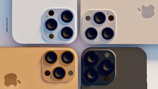 iPhone 13 Pro系列独占激光雷达扫描仪:普通版依旧无缘