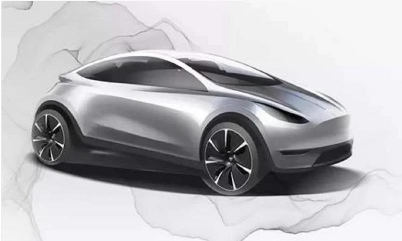 特斯拉Model 2爆料:售价16万 中国设计制造 年底试产