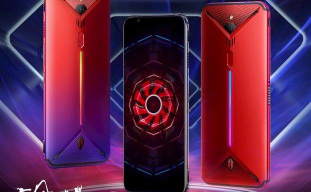 内置PC级涡轮散热风扇 红魔3电竞手机硬核发布