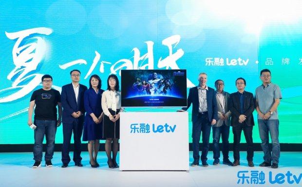 乐融董事长刘淑青:乐融Letv品牌升级将开启一个新的未来