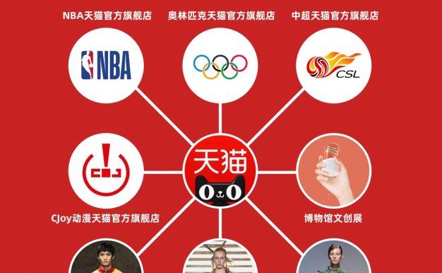 5万品牌8大国际赛事牵手天猫618 品牌上半年最大增长机会来了